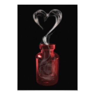 love poison card