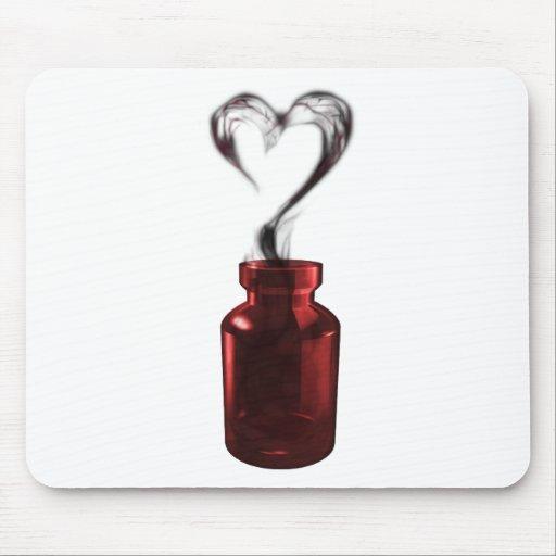 love poison mouse pad