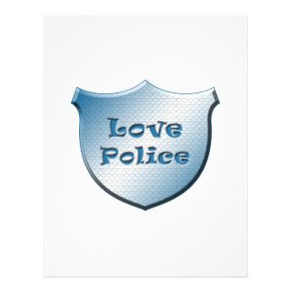 Love Police Flyer