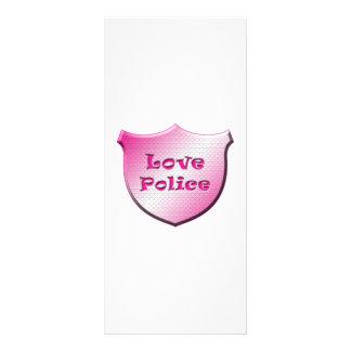 Love Police Rack Cards