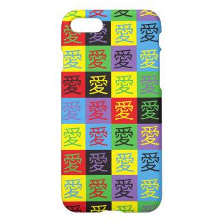 Love Pop Art iPhone 7 Case