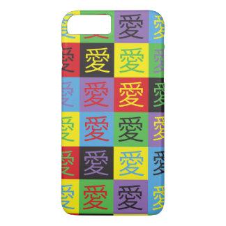 Love Pop Art iPhone 7 Plus Case
