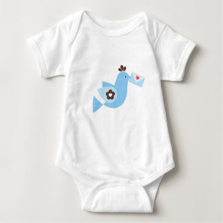 love post baby bodysuit