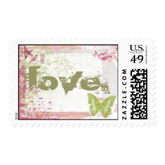 love. stamp