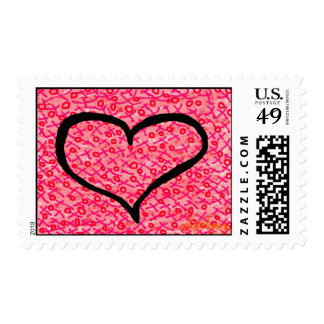 """Love"" Postage by DesignbyKrizRogers"