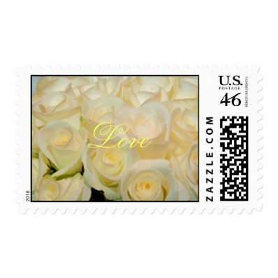 Love Postage Stamp