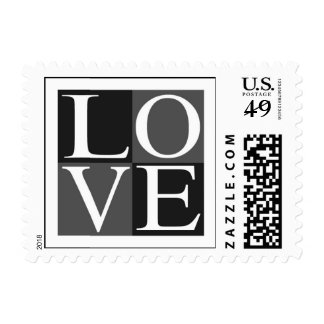 Love Postage Stamp Event And Wedding