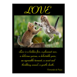 LOVE Posters Animal 3