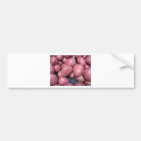 Love Potatoes Bumper Sticker