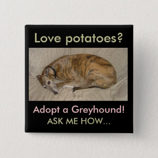 Love Potatoes? Button