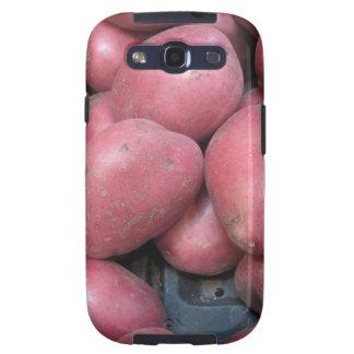 Love Potatoes Samsung Galaxy SIII Cases
