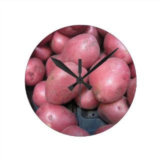 Love Potatoes Clock