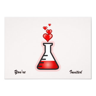 Love Potion Chemistry, Science of Health Card