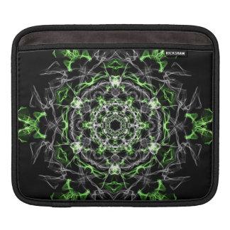 Love Potion Mandala kaleidoscope pattern Sleeve For iPads