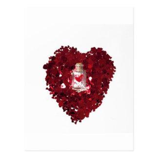 Love Potion Number 9 Postcard