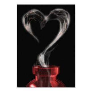 love potion smoke card