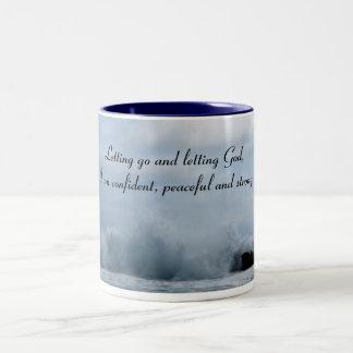 Love Power_ Two-Tone Coffee Mug