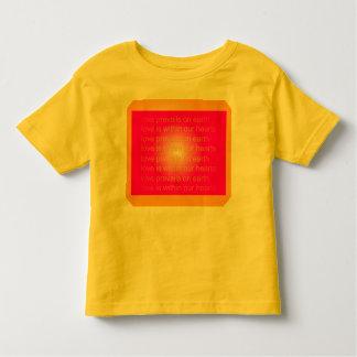 love prevails toddler shirt