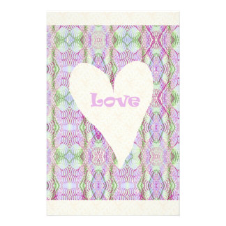 Love Products Customized Stationery