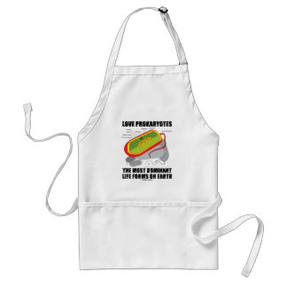 Love Prokaryotes Most Dominant Life Forms On Earth Adult Apron