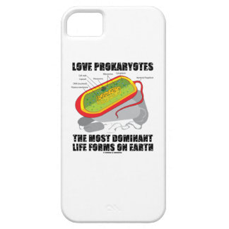 Love Prokaryotes Most Dominant Life Forms On Earth iPhone SE/5/5s Case