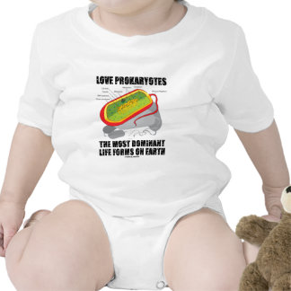 Love Prokaryotes Most Dominant Life Forms On Earth Tees