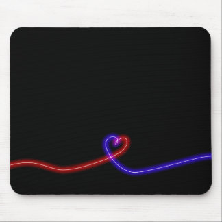 Love propellant-actuated device mouse pad