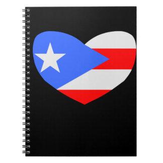 Love Puerto Rico Notebook