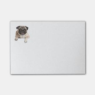 Love Pug Puppy Dog Post IT Sticky Notes