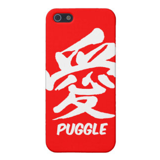 love puggle case for iPhone SE/5/5s