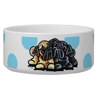Love Pugs Bowl