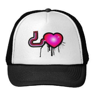 Love Pump - Emo Alternative Grunge Rock Punk Trucker Hat