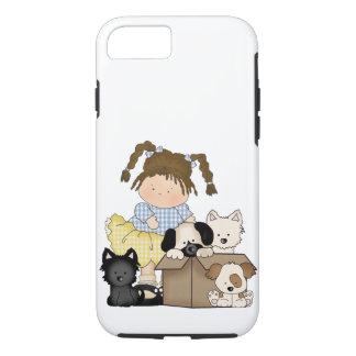 Love Puppies iPhone 7 Case