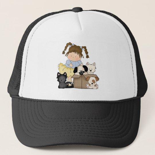 Love Puppies Trucker Hat