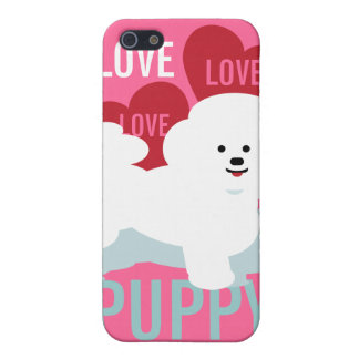 Love Puppy Cell Swank iPhone 5 Cover
