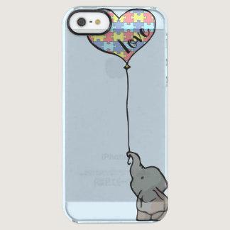 Love - Puzzle Piece - Elephant - Phone Case