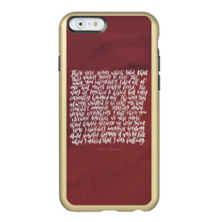 Love Quotes: There Were Signs Incipio Feather Shine iPhone 6 Case