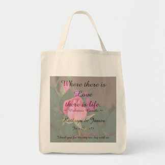 Love Quotes: Wedding Guest ThankYou/Welcome Bags