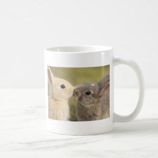 love Rabbit Classic White Coffee Mug