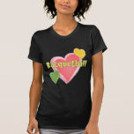 Love Racquetball T Shirts