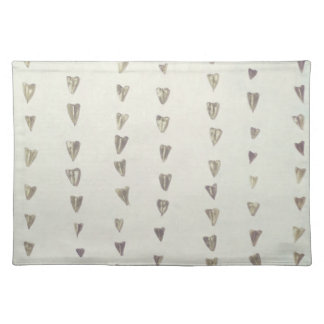 Love Rain Cloth Placemat