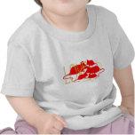Love ratón camisetas