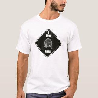 love rats black T-Shirt