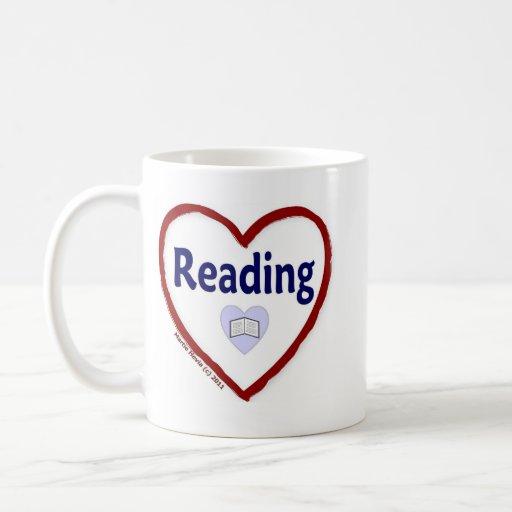 Love Reading Coffee Mug