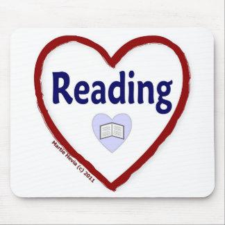 Love Reading Mousepads