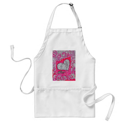 Love Recycled Aprons