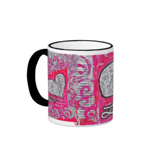 Love Recycled Coffee Mugs