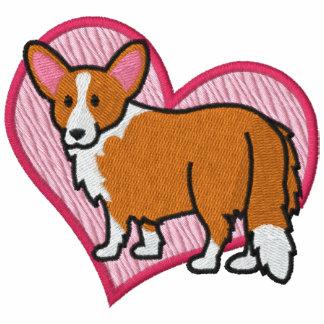 Love Red Cardigan Welsh Corgi