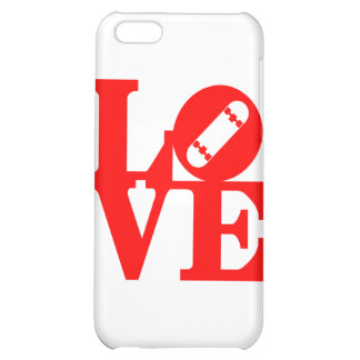 love red cover for iPhone 5C