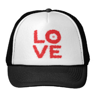 LOVE Red Edition Trucker Hats